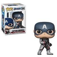 Funko Pop! - Marvel Avengers: Endgame - Captain America Vinyl Figure