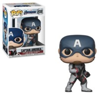 Funko Pop! - Marvel Avengers: Endgame - Captain America Vinyl Figure - Cover