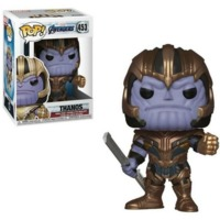 Funko Pop! - Marvel Avengers: Endgame - Thanos Vinyl Figure - Cover