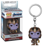Funko Pop! Keychain - Marvel Avengers: Endgame - Thanos Vinyl Figure - Cover