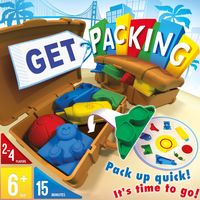Get Packing (Board Game) - Cover