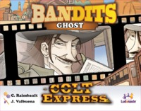 Colt Express - Ghost Expansion (Board Game) - Cover