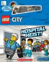 LEGO City: Hospital Heist! - Paul Lee (Paperback)
