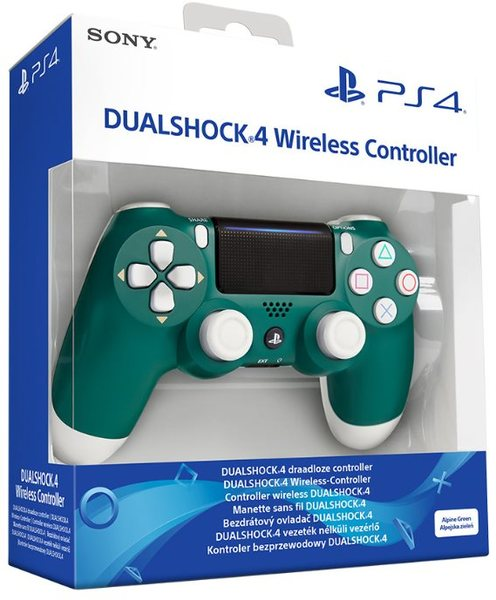 Sony - New DUALSHOCK 4 Wireless Controller V2 - Special Edition Alpine Green (PS4)