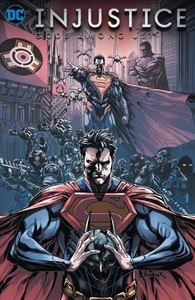 Injustice - Gods Among Us Omnibus 1 - Tom Taylor (Hardcover) - Cover