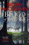 Blood of Empire - Brian McClellan (Hardcover)