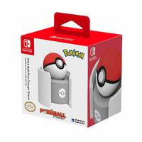 HORI - Poke Ball Plus Drop & Charge Stand (Let's Go Pikachu & Let's Go Eevee) (Nintendo Switch) - Cover