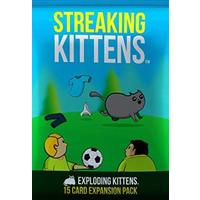 Exploding Kittens - Streaking Kittens (Card Game)