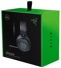 Razer - Kraken Gaming Headset with Cooling Gel Earpads for Ambitious Gamers (PC/Gaming)