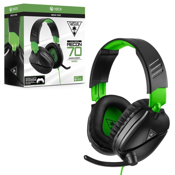 0509446ad64 Turtle Beach - Recon 70X Gaming Headset (Xbox One) - Electronics ...