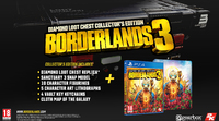 Borderlands 3 - Diamond Loot Chest Collector's Edition (PS4)