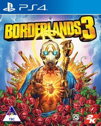 Borderlands 3 (PS4) - Cover
