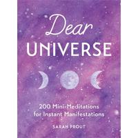 Dear Universe - Sarah Prout (Hardcover)