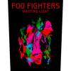Foo Fighters Wasting Light Back Patch
