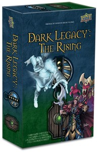 Dark Legacy: The Rising - Earth vs Wind (Card Game) - Cover