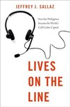 Lives On The Line - Jeffrey J. Sallaz (Paperback)