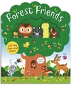 Forest Friends - Priddy Books (Hardcover)