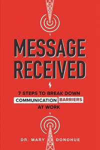 Message Received - Mary Donohue (Hardcover) - Cover