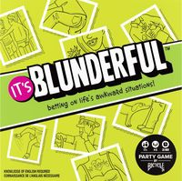 It's Blunderful (Party Game) - Cover