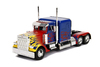 Jada Toys - 1/24 Transformers T1 Optimus Prime Truck With Robot (Die Cast Model)