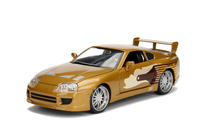 Jada Toys - 1/24 Fast & Furious - '95 Toyota Supra (Die Cast Model) - Cover