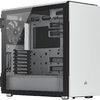 Corsair - Carbide Series 678C Low Noise Tempered Glass ATX Chassis - White