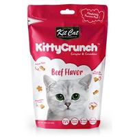 Kit Cat - Kitty Crunch Biscuits 60g (Beef)