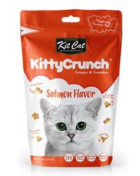 Kit Cat - Kitty Crunch Biscuits 60g (Salmon)