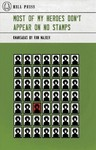 Most Of My Heroes Don't Appear On No Stamps - Ran Walker (Paperback)