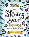 My Shining Year Business Goals Workbook - Leonie Dawson (Paperback)