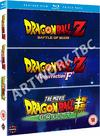 Dragon Ball Trilogy: Battle of Gods/resurrection 'F', Broly (Blu-ray)