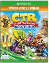 Crash Team Racing Nitro Fueled - Nitros Oxide Edition (Xbox One)
