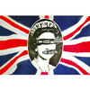 Sex Pistols God Save the Queen Textile Poster