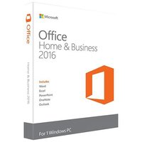 Microsoft - Office 2019 Home and Business Edition - Fully Packaged Product (PC)