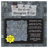 "Role 4 Initiative - Dry Erase Dungeon Tiles - 10"" Square (9 Tiles)"