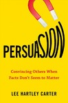 Persuasion - Lee Hartley Carter (Hardcover)