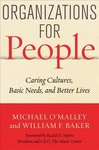 Organizations for People - Michael O'Malley (Hardcover)