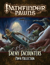 Pathfinder Pawns - Paizo Staff (Role Playing Game) - Cover