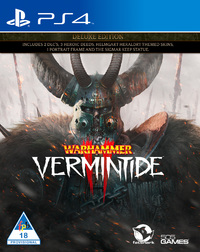 Warhammer Vermintide 2 - Deluxe Edition (PS4)