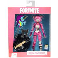 McFarlane Toys - Fortnite Cuddle Team Leader - Premium Action Figure 7 inch (Figurine)