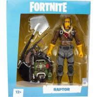 McFarlane Toys - Fortnite Raptor - Premium Action Figure 7 inch (Figurine)