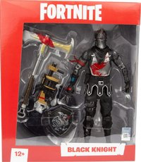 McFarlane Toys - Fortnite Premium Black Knight - Action Figure 7 inch (Figurine)