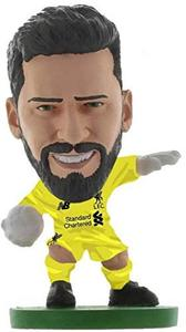 Soccerstarz - Liverpool - Alisson - Home Kit (2019 version) Figure
