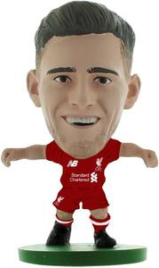 Soccerstarz - Liverpool - Andrew Robertson - Home Kit (2019 version) Figure - Cover