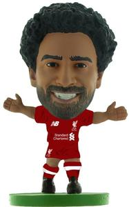 Soccerstarz - Liverpool - Mohamed Salah Home Kit (2019 version) Figure