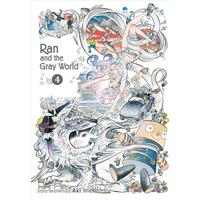 Ran and the Gray World 4 - Aki Irie (Paperback)