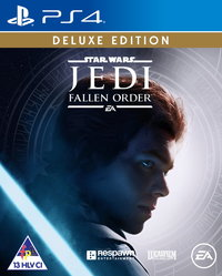 Star Wars Jedi: Fallen Order - Deluxe Edition (PS4)