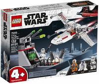 LEGO® Star Wars - X-Wing Starfighter Trench Run (132 Pieces) - Cover