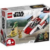 LEGO® Star Wars - Rebel A-Wing Starfighter (62 Pieces)