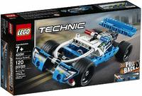 LEGO® Technic - Police Pursuit (120 Pieces) - Cover